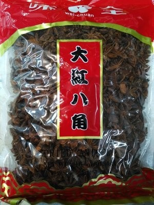 【Welfresh Grocery】WEI-CHUAN DRIED ANISSEED 味全大红八角(每天上午9点截单)