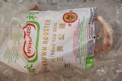 【Welfresh_Meat】FRESH CHICKEN WITH HEAD(SHUN TUJEE)-MALE OR FEM 新鲜土鸡, 1 ea(每天上午9点截单)