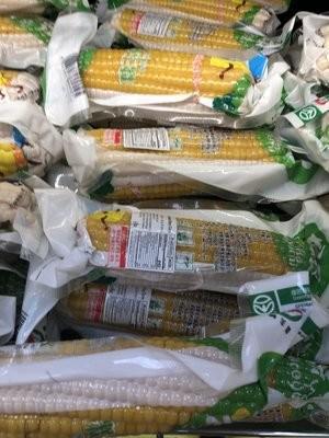 【Welfresh Produce】糯玉米 COOKED WAXY CORN 2/pk(每天上午9点截单)
