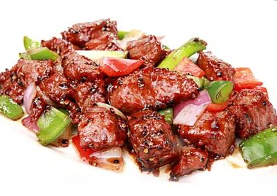 DHHX【东海海鲜】黑椒牛柳粒 Beef with Black Pepper