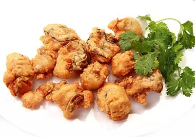 DHHX【东海海鲜】酥炸生蚝 Fried Crispy Oyster