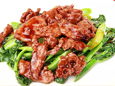 DHHX【东海海鲜】芥兰牛肉 Beef with Chinese Broccoli