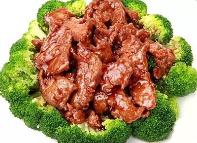 DHHX【东海海鲜】西兰花牛肉 Beef & Broccoli