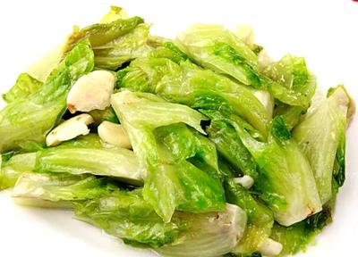 DHHX【东海海鲜】蒜子生菜胆