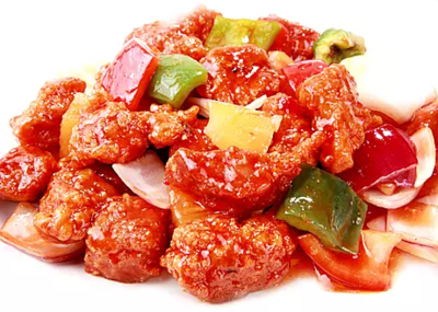 DHHX【东海海鲜】糖醋排骨 Sweet and Sour Ribs