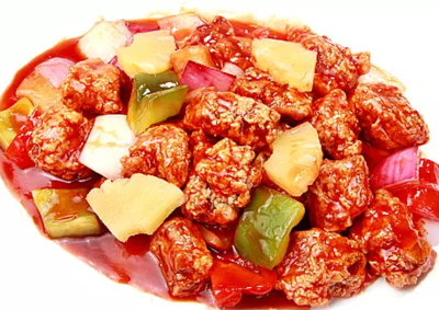 DHHX【东海海鲜】秘制咕噜肉 Sweet and Sour Pork