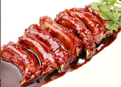 DHHX【东海海鲜】烧汁排骨(5条)BBQ Ribs (5 pcs)