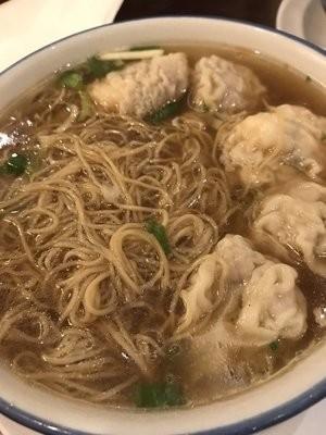 XGSJ【香港食街】云吞汤面 Wonton Noodle