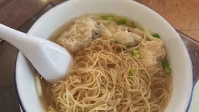 XGSJ【香港食街】水饺面 Dumpling Noodle