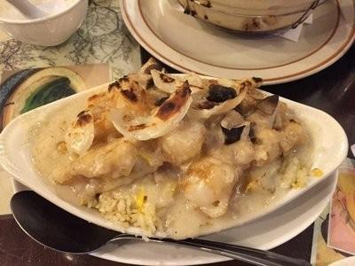XGSJ【香港食街】焗海鲜饭 Baked Seafood Rice