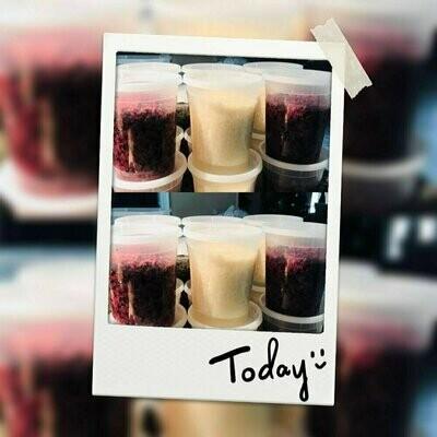 JNGF【九娘工坊】❄黑米酒酿 Sweet Fermented Black Rice