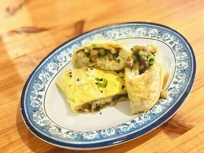TTLC【天天撸串】三鲜卷饼 (每周三休息)