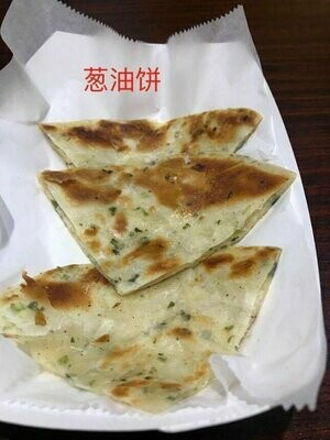 TTLC【天天撸串】葱油饼 Green Onion Pancake (每周三休息)
