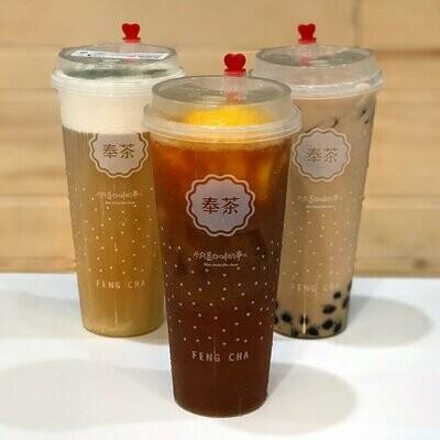 FC【奉茶】FRESH LEMON BLACK TEA