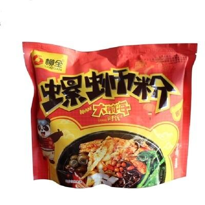 【热销零食】LQ- Instant Spicy Rice Noodle 315g x 5bags/cs 柳全螺蛳粉 大航海时代 袋装(5包)