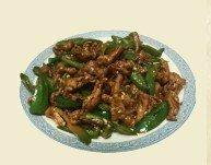 ZWHN【滋味湖南】农家小炒肉 Family Style sauteed Pork