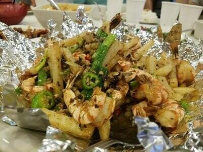 ZWCD【滋味成都】猜猜虾 Guess Guess Shrimp (晚餐不配饭)