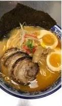 KLM【坤拉面】叉烧日式味增拉面 Japanese Style Miso Ramen With Pork (每周三休息)