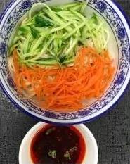 KLM【坤拉面】四川凉面/刀削面 Sichuan Style Cold Ramen (每周三休息)
