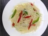 KLM【坤拉面】土豆丝 Shredded Potato (每周三休息)