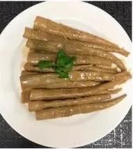 KLM【坤拉面】油焖笋 Braised Bamboo (每周三休息)