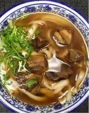 KLM【坤拉面】红烧牛腩牛筋拉面/刀削面 Stewed Tendon & Beef Ramen (每周三休息)