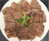 KLM【坤拉面】酱牛肉 Beef with Special Sauce  (每周三休息)