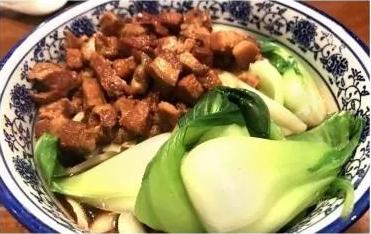 KLM【坤拉面】小炖肉拉面/刀削面 Stewed Pork Ramen (每周三休息)