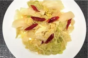KLM【坤拉面】酸辣白菜 Hot & Sour Cabbage  (每周三休息)