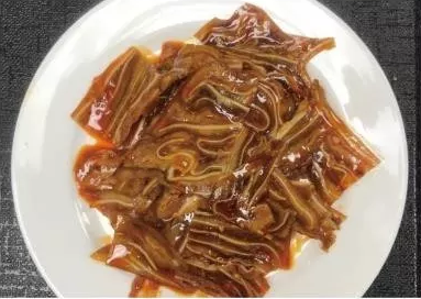 KLM【坤拉面】麻辣猪耳 Spicy Pork Ears  (每周三休息)