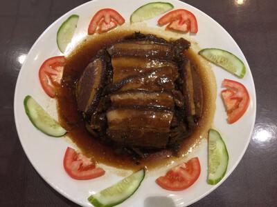 WJX【味佳香】梅菜扣肉 配米饭  (每周一休息)