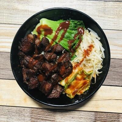 LT【龍堂】韩式牛排饭 Korean Beef with Rice
