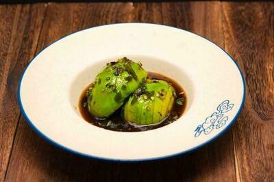 XXKT【小熊川菜KT】❄烧椒牛肉果 Avocado Charred Pepper Salad