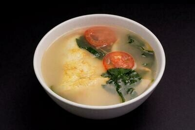 XXKT【小熊川菜KT】番茄煎蛋汤 Egg and Tomato Soup (除节假日外每周二休息)