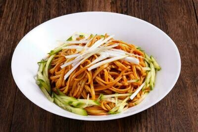 XXKT【小熊川菜KT】❄小熊凉面 House Special Funky Cold Noodles