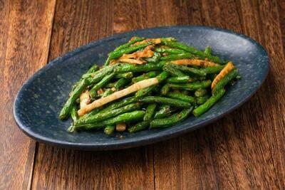 XXCT【小熊川菜CT】干煸双素 Dry Fried Double Veggies (除节假日外每周二休息)