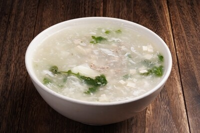 XXCT【小熊川菜CT】西湖牛肉羹 West Lake Soup (除节假日外每周二休息)