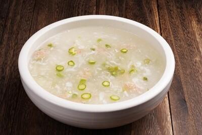 XXCT【小熊川菜CT】芦笋蟹肉羹 Aparagus and Crab Meat Soup (除节假日外每周二休息)