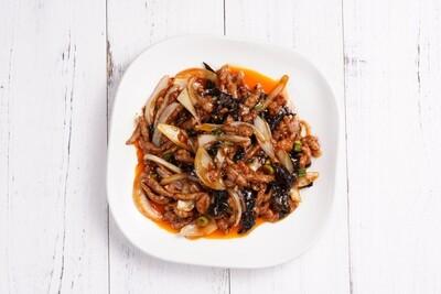 XXCT【小熊川菜CT】鱼香肉丝 Shredded Pork in Spicy Garlic Sauce (除节假日外每周二休息)