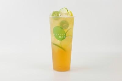 YUMCHA【雅沐茶】霸气金桔柠檬 Supreme Lemon Burst