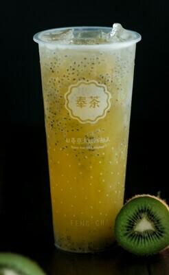 FC【奉茶】KIWI BASIC GREEN TEA
