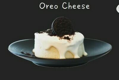 FC【奉茶】Oreo Cheese Milk Foam Cake