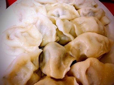 WJX【味佳香】❄❄冰冻三鲜水饺 Frozen Combination Dumplings (30 pcs)(每周一休息)