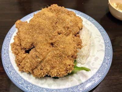 WJX【味佳香】鸡排饭 Chicken Fried Steak w/ Rice(每周一休息)