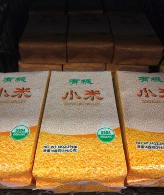 【Welfresh Grocery】味全有机小米 Organic Millet(每天上午9点截单)