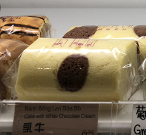 LP【六品】乳牛 Cake with White Chocolate Cream (Cut-off @9:00AM)