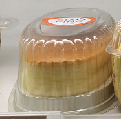 LP【六品】轻乳酪蛋糕 (大) Japanese Cream Cheese Cake (Cut-off @9:00AM)