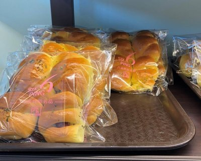LP【六品】小热狗 Small Sausage Bread (Cut-off @9:00AM)
