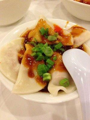 XXCC【小熊川菜】❄红油水饺 Red Oil Dumplings 8pcs (除节假日外每周二休息)