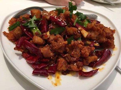 XXCC【小熊川菜】风味辣子鸡丁 Spicy and Crispy Chicken (除节假日外每周二休息)